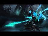 Kalista, the Spear of Vengeance  Login Screen - League of Legends