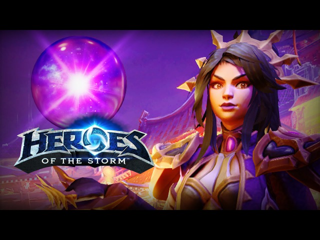 ♥ Heroes of the Storm (Gameplay) - Li-Ming, Gameplay First Impressions (HoTs Quick Match)