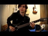 Pitbull Ft. Ke$ha - Timber (Guitar Instrumental Rock Cover)