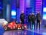 КВН - Мужик уходит в запой, Формула-1 в России (команда Плохая компания)