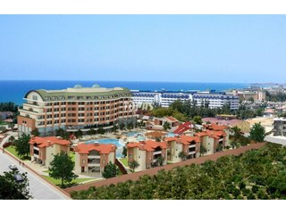 club konakli hotel 5 almas resort