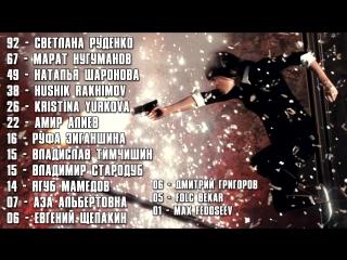 Угадай Кино 2 (игра) - Итоги прошлой игры (27 февраля 2016 года)