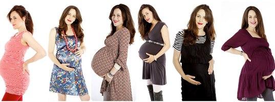 Пошиття одягу для вагітних - Реглан d756dac715090