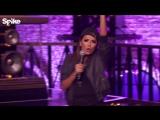 Eva Longoria performs Flo Ridas Low feat. T-Pain Lip Sync Battle