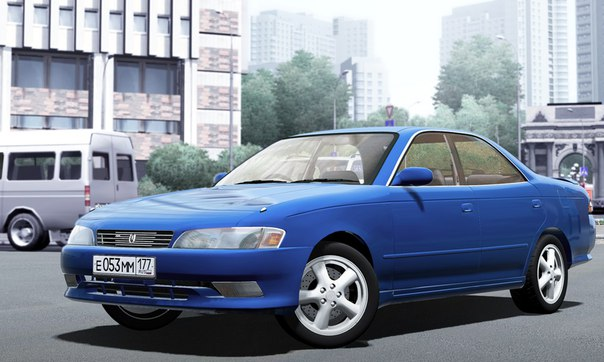 Merc Interiror Png Array   City Car Driving Topic Toyota Mark Ii Jzx90  Tourer V 1996 1 1 Rh