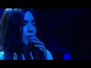 Лорин / Loreen - Under ytan (Live) 18 12 2015