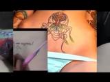Интимные татуировки_Тату на интимных местах
