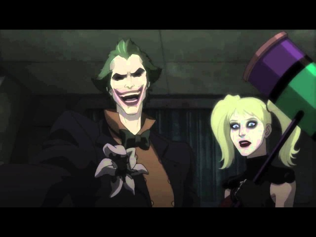 Joker Harley Quinn AMV-Partners in Crime