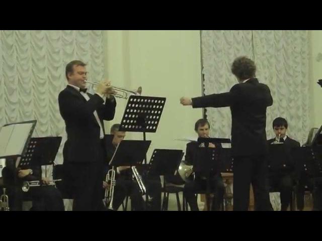 Эдуард Артемьев Три товарища из к ф Свой среди чужих Александр Голиков труба