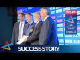 Best of 5 Year VELUX | 2015 VELUX EHF FINAL4