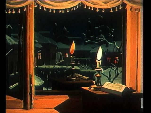 Каштанка Советский мультфильм для детей