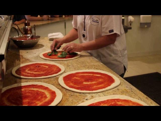 Nella's Authentic Neapolitan Pizza - Chicago