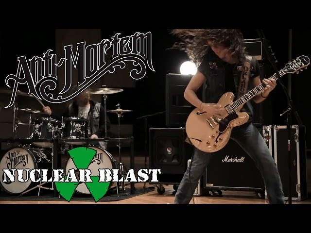 ANTI-MORTEM - 100% Pure American Rage (OFFICIAL VIDEO)