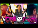 GRRL SCOUTS A drug fueled action comedy