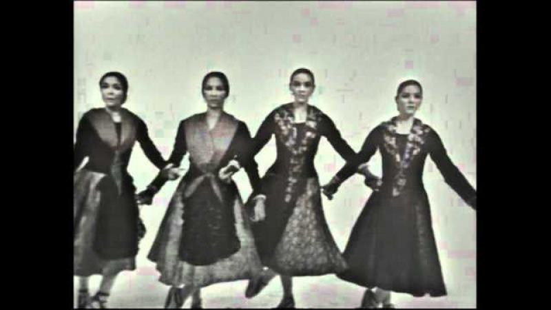 Antonio Gades bailando