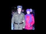 Братан пришёл с армии)) Дембель 2015.