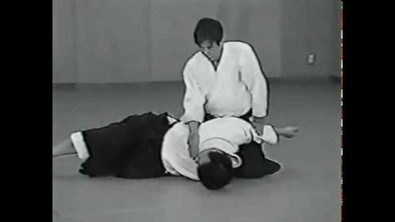 Seigo Yamaguchi Aikido