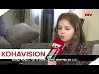 EXPRESS - ERZA MUQOLI - YLLI KOSOVAR I FRANCËS NË KTV
