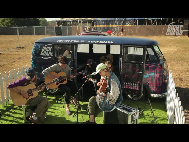 DIIV - Full English Brekkie - exclusively for OFF GUARD GIGS - Latitude 2013
