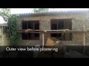 House Construction with Plastic Bottles by Samarpan Foundation