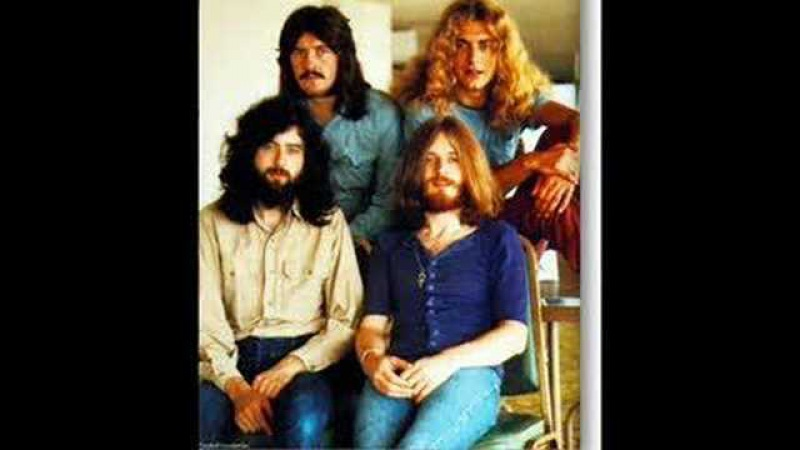 Led Zeppelin-Hots on for Nowhere