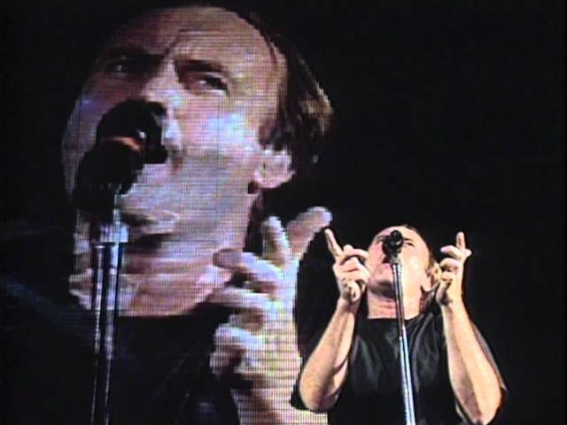 Genesis - Old Medley (Live 1992, direct from laserdisc of The Way We Walk)