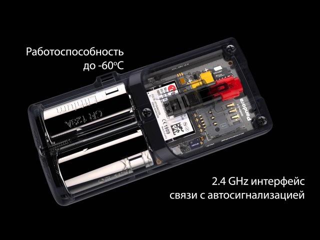 3D Pandora NAV 04 Автомобильный GPS треккер