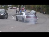 American MuscleCars - Acceleration Sounds & Crazy Powerslides!