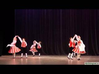 Полька народный танец Карело финская