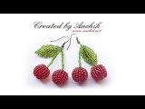 Tutorial beaded earrings