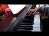 Danny Elfman Corpse Bride - Victor's piano solo cover