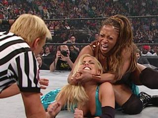 WWE Alumni: Jazz vs. Jackie vs. Trish Stratus vs. Victoria