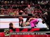 Beth Phoenix & Torrie Wilson w/ Trish vs Candice Michelle & Victoria w/ Mickie James