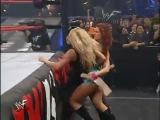 WWF RAW 07.24.2000 Strap Match: Trish Stratus vs. Lita
