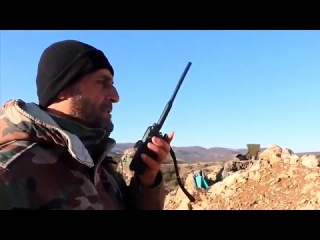 СИРИЯ Зачистка в районе турецко-сирийской границы / SYRIA Cleaning Syrian-Turkish border from gangs