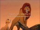 Krol lew 2- Jeden Glos -TEKST / We are one- Lion King 2- Polish