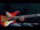 Summertime Comping - Achim Kohl - Jazz Guitar - Fast Slow