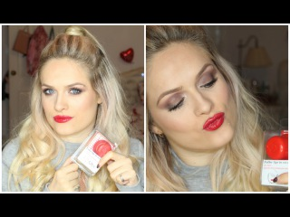 How To Get Pouty Lips Without Injections ♡ Full Lips Enhancer Review & Demo