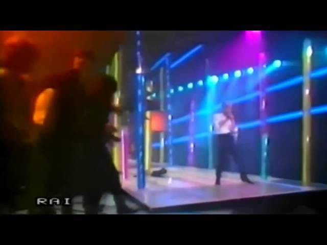 Den Harrow Bad Boy Live@Discoring RAI TV 1985 Italy