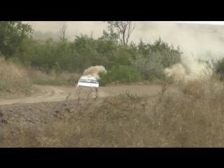 Самые яркие моменты мини-ралли  от экипажа Кобенок - Пантелей. Авто ВАЗ-2108