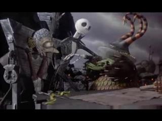 Кошмар перед Рождеством/The Nightmare Before Christmas (1993) Фрагмент №5 (дублированный)