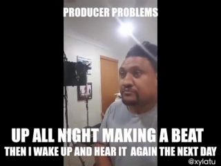 Only Producers & Beat makers will understand this LOL