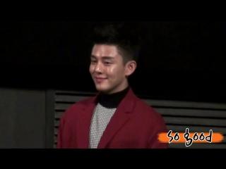 Ю А Ин 130930 유아인 (Yoo Ah In) 깡철이 VIP 시사회 직캠