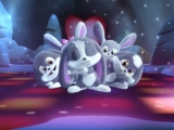 Bunny Party (English) - Schnuffel aka Snuggle Bunny singing the Jamster bunny song