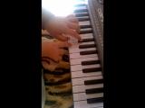 Boney M-Rasputin(piano)