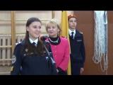 Поздравительное слово Е. С. Дорошенко.