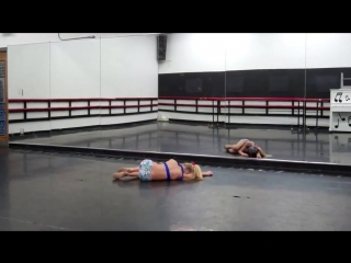 Chloe Solo Rehearsal - Don't Catch Me