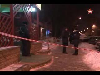 Перестрелка произошла в московском кафе, есть погибший