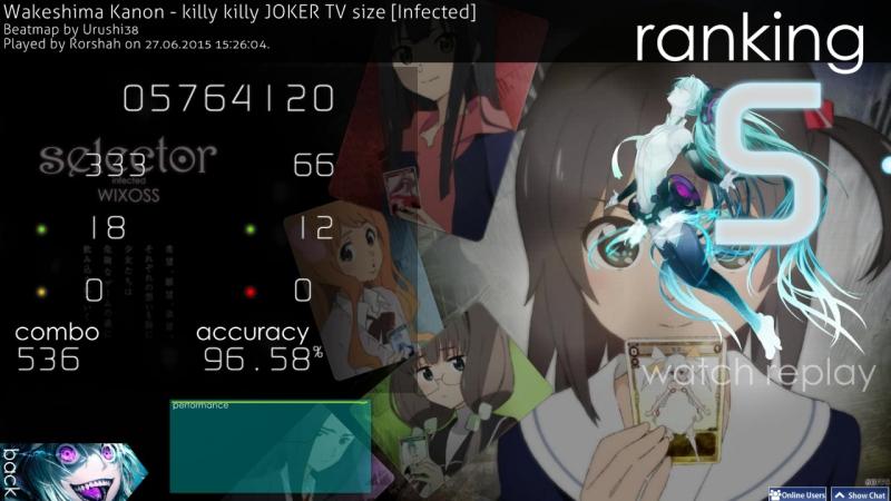 152pp Wakeshima Kanon - killy killy JOKER TV size