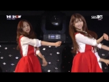 [Comeback Stage] 151006 Lovelyz (러블리즈) - How To Be A Pretty Girl (예쁜 여자가 되는 법) @ 더쇼 The Show